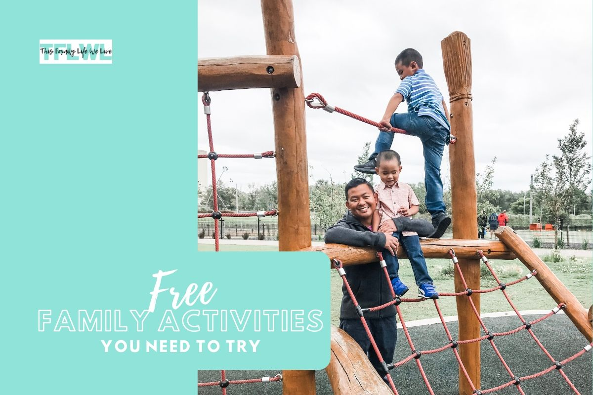 Free Family Activities You Need To Try