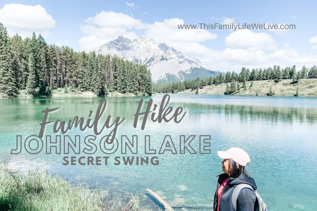 Family Hike: Johnson Lake Loop Trail With A Secret Swing